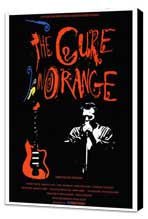The Cure in Orange - 27 x 40 Movie Poster - Style A - Museum Wrapped Canvas