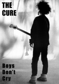 Cure, The - 11 x 17 Music Poster - Style A