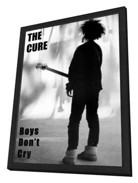 The Cure - 11 x 17 Movie Poster - Style A - in Deluxe Wood Frame
