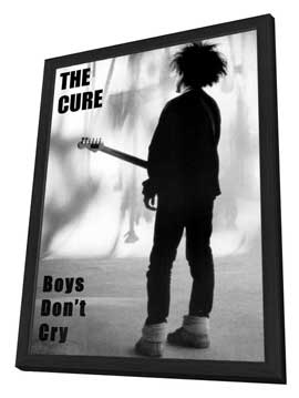 The Cure - 27 x 40 Movie Poster - Style A - in Deluxe Wood Frame