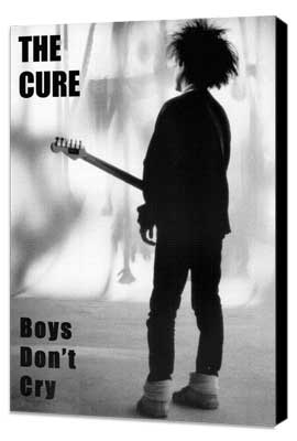 The Cure - 11 x 17 Movie Poster - Style A - Museum Wrapped Canvas