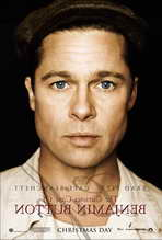 The Curious Case of Benjamin Button - 11 x 17 Movie Poster - Style B