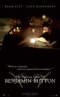 The Curious Case of Benjamin Button - 11 x 17 Movie Poster - Style C