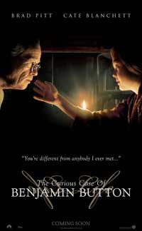 The Curious Case of Benjamin Button - 11 x 17 Movie Poster - Style D