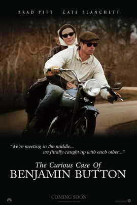 The Curious Case of Benjamin Button - 11 x 17 Movie Poster - Style H