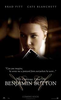 The Curious Case of Benjamin Button - 11 x 17 Movie Poster - Style I