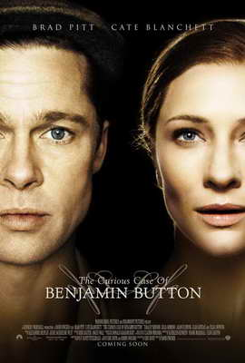 The Curious Case of Benjamin Button - 11 x 17 Movie Poster - Style J