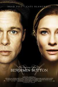 The Curious Case of Benjamin Button - 27 x 40 Movie Poster - Style C