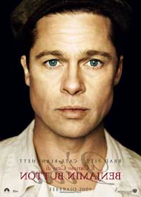The Curious Case of Benjamin Button - 11 x 17 Movie Poster - Italian Style D