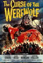The Curse of the Werewolf - 27 x 40 Movie Poster - Style A