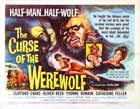 The Curse of the Werewolf - 30 x 40 Movie Poster UK - Style A