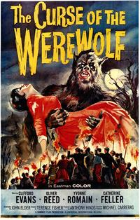 The Curse of the Werewolf - 43 x 62 Movie Poster - Bus Shelter Style A