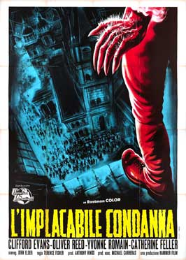 The Curse of the Werewolf - 27 x 40 Movie Poster - Italian Style A