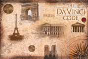 The Da Vinci Code - 11 x 17 Movie Poster - Style C