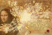 The Da Vinci Code - 27 x 40 Movie Poster - Style F