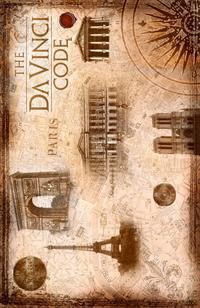 The Da Vinci Code - 11 x 17 Movie Poster - Style C
