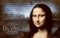 The Da Vinci Code - 11 x 17 Movie Poster - Style E