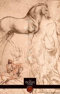 The Da Vinci Code - 11 x 17 Movie Poster - Style I