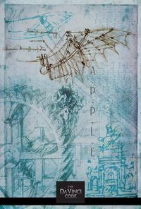 The Da Vinci Code - 11 x 17 Movie Poster - Style M