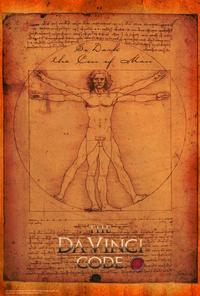 The Da Vinci Code - 11 x 17 Movie Poster - Style N