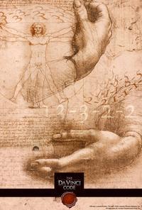 The Da Vinci Code - 27 x 40 Movie Poster - Style G