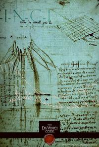The Da Vinci Code - 27 x 40 Movie Poster - Style K