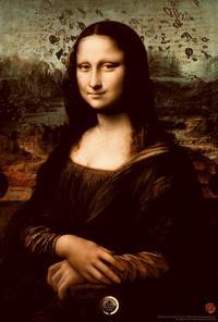 The Da Vinci Code - 27 x 40 Movie Poster - Style P