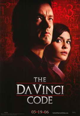 The Da Vinci Code - 11 x 17 Movie Poster - Style U