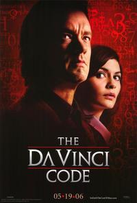 The Da Vinci Code - 27 x 40 Movie Poster - Style U