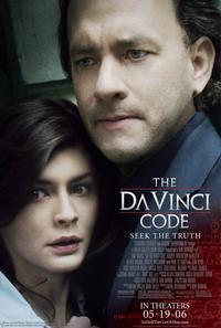 The Da Vinci Code - 11 x 17 Movie Poster - Style V