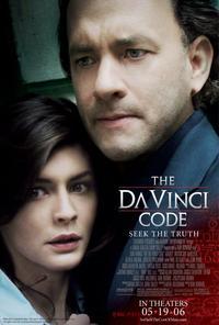 The Da Vinci Code - 27 x 40 Movie Poster - Style V
