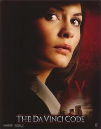 The Da Vinci Code - 11 x 14 Movie Poster - Style B