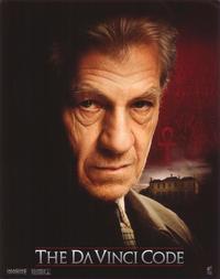 The Da Vinci Code - 11 x 14 Movie Poster - Style C