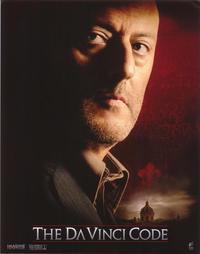 The Da Vinci Code - 11 x 14 Movie Poster - Style D
