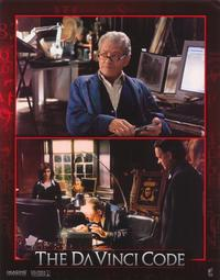 The Da Vinci Code - 11 x 14 Movie Poster - Style G