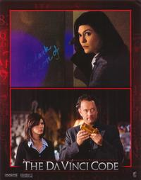 The Da Vinci Code - 11 x 14 Movie Poster - Style H