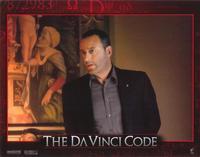 The Da Vinci Code - 11 x 14 Movie Poster - Style J