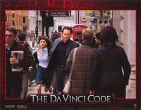 The Da Vinci Code - 11 x 14 Movie Poster - Style K