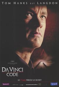 The Da Vinci Code - 47 x 62 Movie Poster - French Style B
