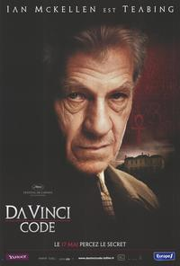 The Da Vinci Code - 47 x 62 Movie Poster - French Style D