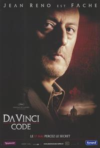 The Da Vinci Code - 47 x 62 Movie Poster - French Style E
