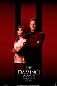 The Da Vinci Code - 11 x 17 Movie Poster - Style W