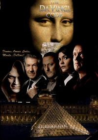 The Da Vinci Code - 11 x 17 Movie Poster - Style Y