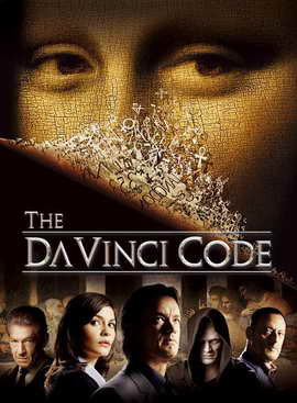 The Da Vinci Code - 11 x 17 Movie Poster - Style AA