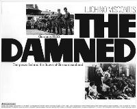 The Damned - 11 x 17 Movie Poster - Style A