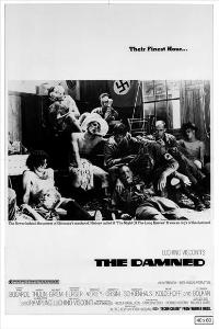 The Damned - 27 x 40 Movie Poster - Style B