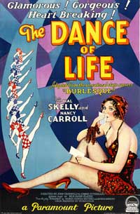 Dance of Life, The - 11 x 17 Movie Poster - Style A