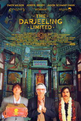 The Darjeeling Limited - 27 x 40 Movie Poster - Style A