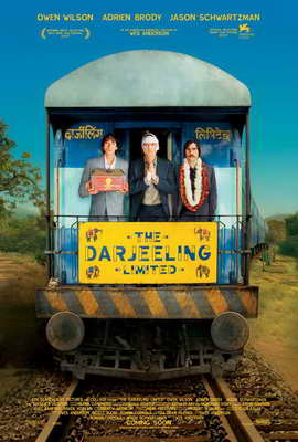 The Darjeeling Limited - 27 x 40 Movie Poster - Style C