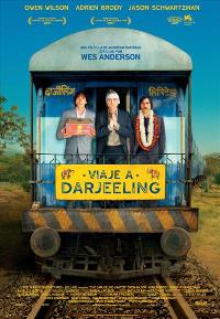 The Darjeeling Limited - 27 x 40 Movie Poster - Spanish Style A